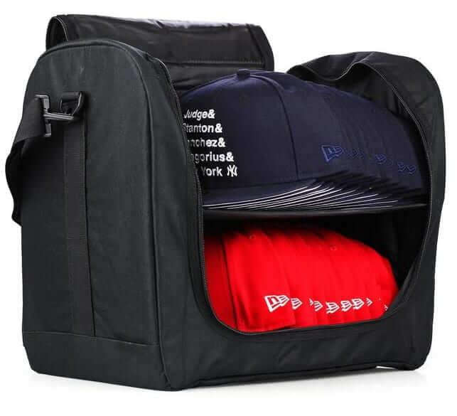 24PK black color Cap Carrier
