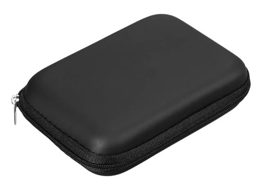 Hard Drive Protective Carrying Case
