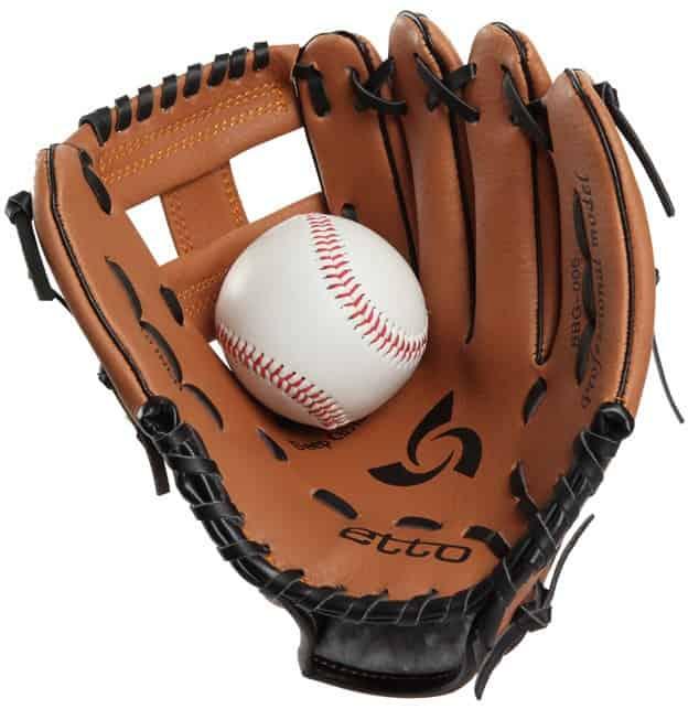 USA baseball glove